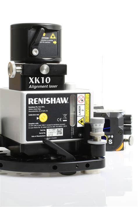 xk lasersysteem voor uitlijning