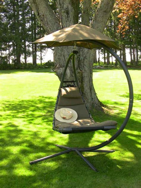 chaise de relaxation chaise longue suspendue et fauteuil relax