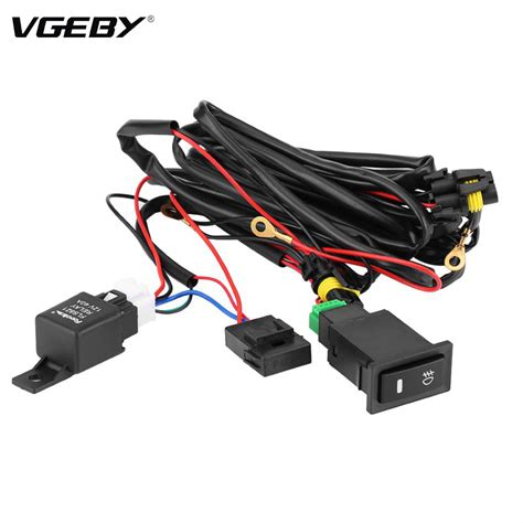 Aliexpress Buy New Wiring Harness Kit Fuse Relay