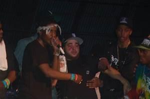 ASAP Rocky Live at 1100 Warehouse VICE Kills Texas Party ...