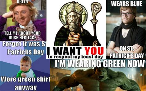Paddys Day Meme - 15 of the best st patrick s day memes to get you in the festive spirit churchpop