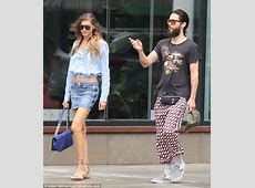 Jared Leto brunches with rumored girlfriend in NYC Daily