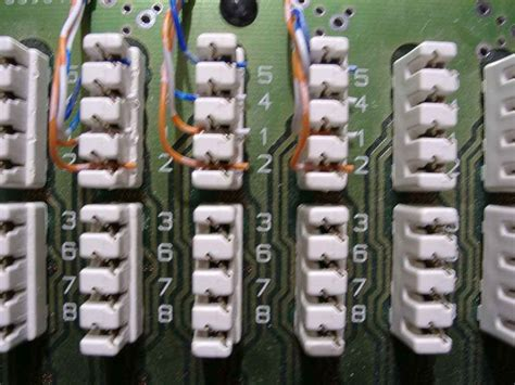 Telephone Patch Panel Wiring Firesoftware