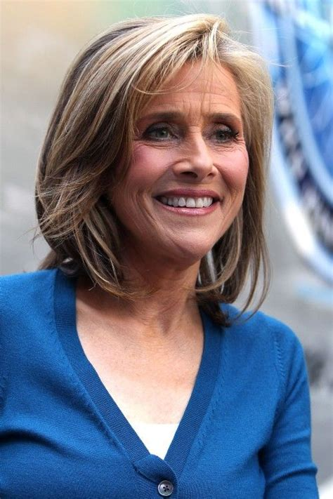 meredith vieira s medium length haircut gets a boost from