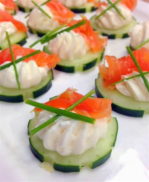 made com canapé jennuine by rook no 17 easy appetizer salmon