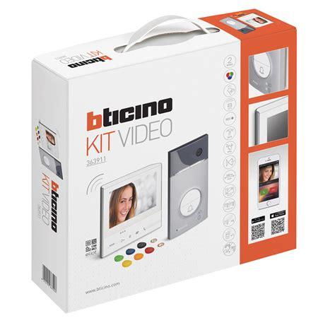 Videocitofono Bticino Swing by Bticino Bti 363911