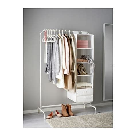 clothes rack ikea mulig clothes rack white 99x46 cm ikea