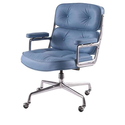 eames for herman miller leather time chair for sale
