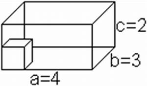 Quader Höhe Berechnen : quader ~ Themetempest.com Abrechnung