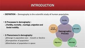 DEMOGRAPHIC TRENDS IN INDIA