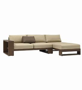 Designer L Shaped Swiss Sofa-Right Side by Furny Online