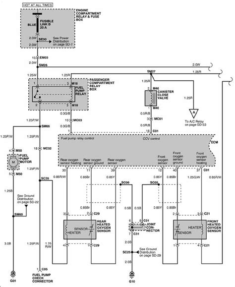 Fuel System Wiring Diagram 2003 Hyundai Santum Fe by Hyundai Accent 1 5 2002 Auto Images And Specification