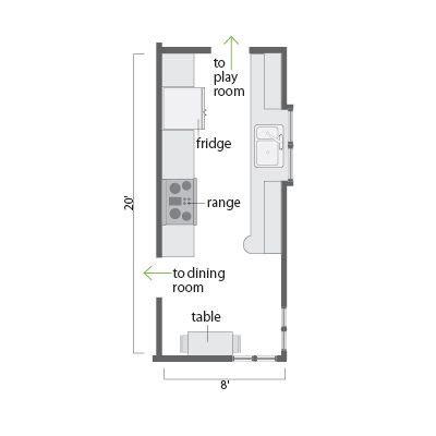 galley style kitchen floor plans small kitchen floor plans best buy small kitchen floor 6788