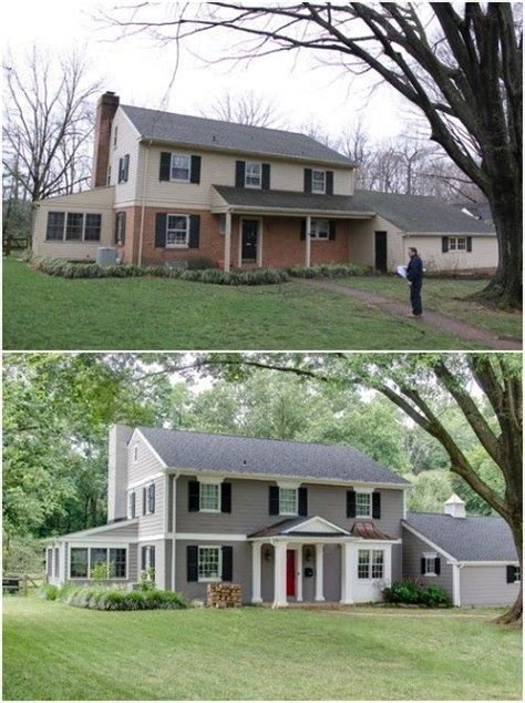 1000+ Ideas About Exterior Remodel On Pinterest  Siding