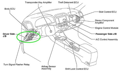 Acura Charging System Circuit Diagram Free Service