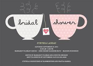 Bridal Shower Invitations - Easyday