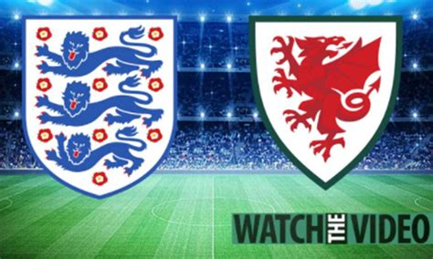 England vs Wales - Watch LIVE for FREE, channel info and ...