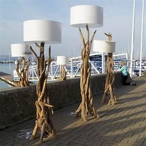 Treibholz Lampen Shop : gartenkunst aus treibholz ein nat rliches wirkungsvolles dekoelement ~ Frokenaadalensverden.com Haus und Dekorationen