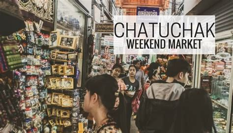 chatuchak weekend market guide wos
