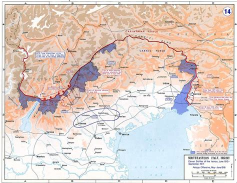 battle   isonzo wikipedia
