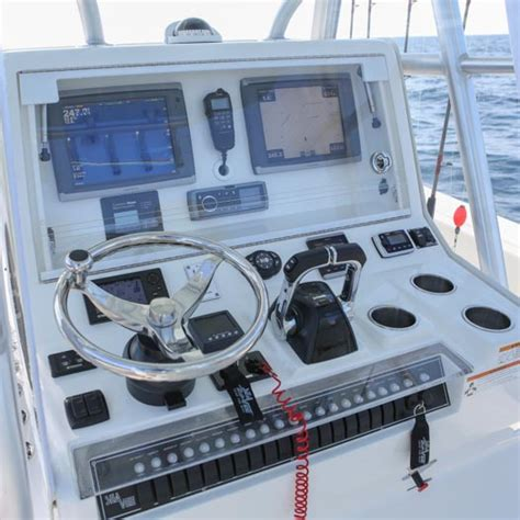 Seavee Boats Service by Seavee 320 Model Info Center Console Fishing Boat