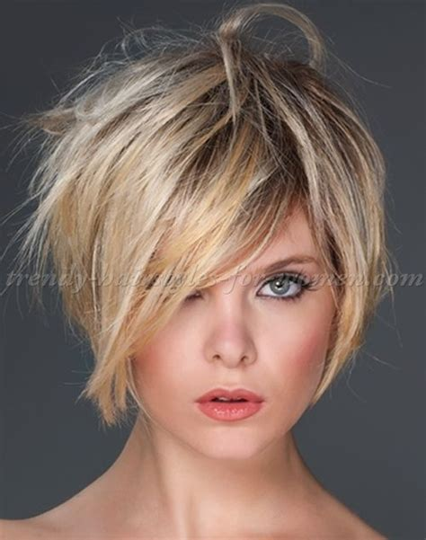 The 25  best Short haircuts ideas on Pinterest   Blonde
