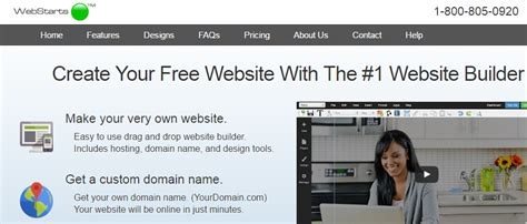 top 20 free website builders to make your own website in 2017