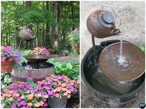 DIY Garden Art Decorating Ideas Instructions