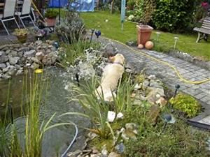 Gartenteich Richtig Anlegen : so legt man einen gartenteich richtig an ~ Michelbontemps.com Haus und Dekorationen