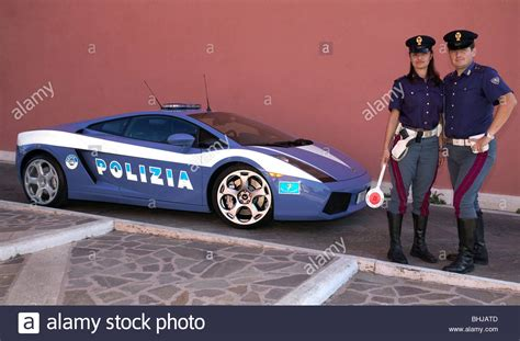 Italian Police Officers Stock Photos & Italian Police