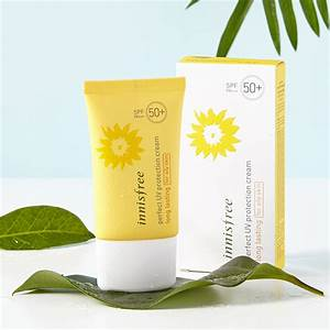 Innisfree Perfect UV Protection Cream Long Lasting for ...