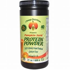 Jarrow Formulas, Organic Pumpkin Seed Protein Powder ...