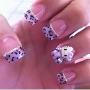 Cute Hello Kitty Nails...
