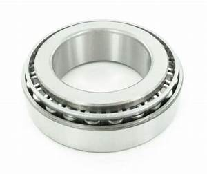 Manual Trans Differential Bearing Skf 32008
