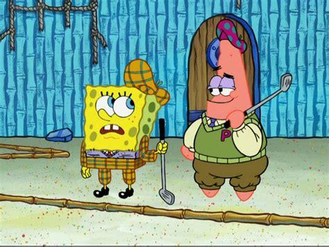 spongebuddy mania spongebob episode a friendly game