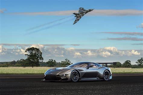 Aston Martin's Bomber Fly-past Photo