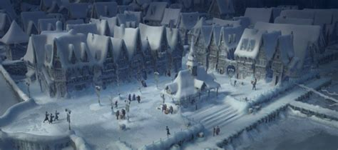 village frozen wiki fandom powered  wikia