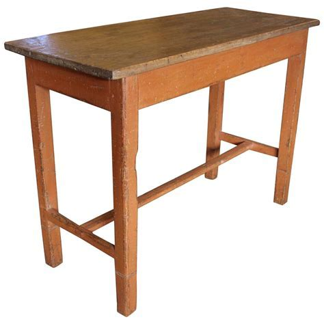Farm Kitchen Work Table at 1stdibs