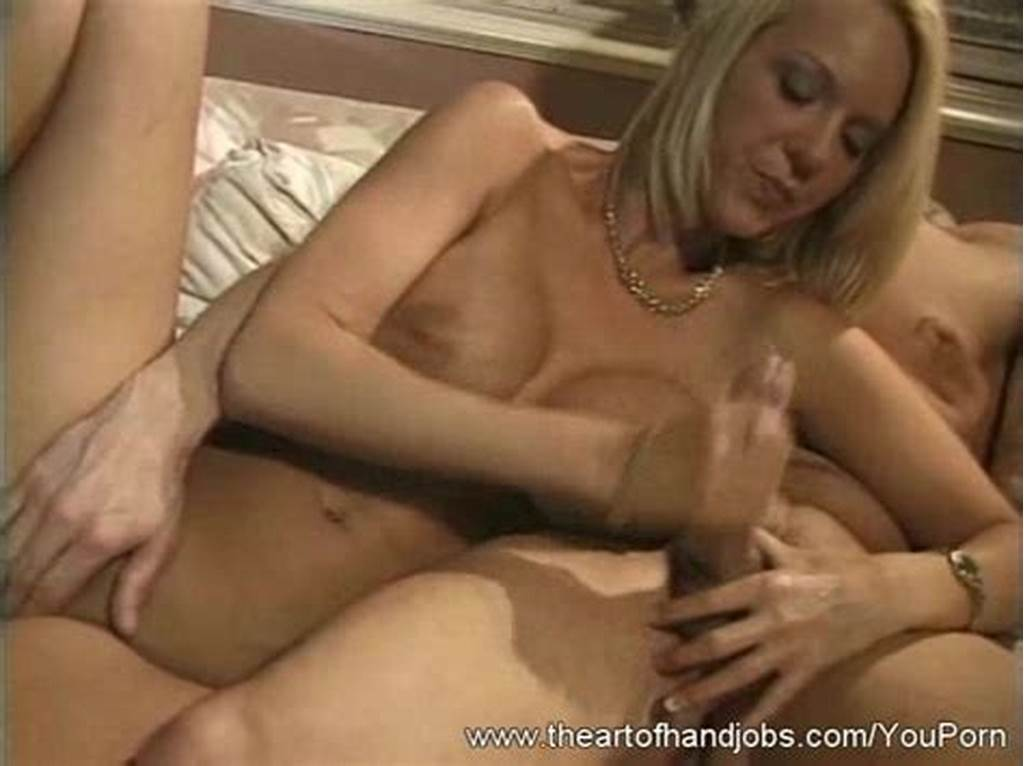 #Wow #Tits #And #A #Handjob