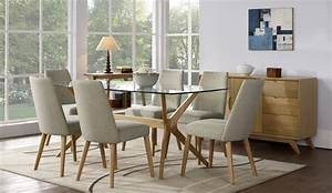 ideas to make table base for glass top dining table With glass topped dining room tables
