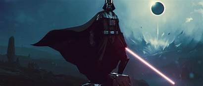 Vader Darth Wallpapers Wars Artwork Star Resolution