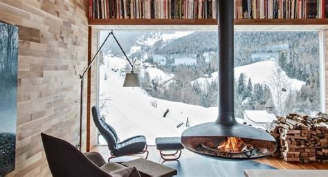 Decoration Interieur Chalet Moderne D 233 Coration Int 233 Rieur D Un Chalet Moderne Et Design En