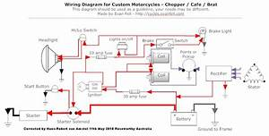 Blog - How To Solve Wiring On A Cafe Racer