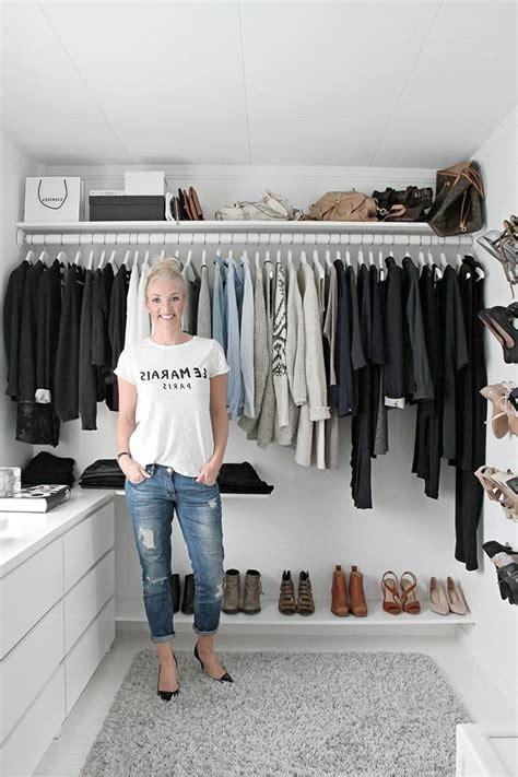 idee dressing chambre 1000 idées sur le thème organisation de vêtements sur