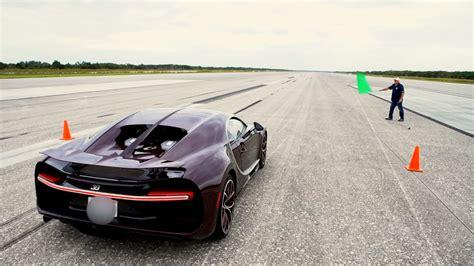 World record for the bugatti chiron: 420 km/h: Top Speed im Bugatti Chiron