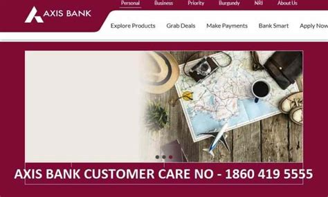Maybe you would like to learn more about one of these? Axis Bank कस्टमर केयर टोल-फ्री नंबर   एक्सिस बैंक Customer Care 24 X 7 Helpline Number » Bank Care