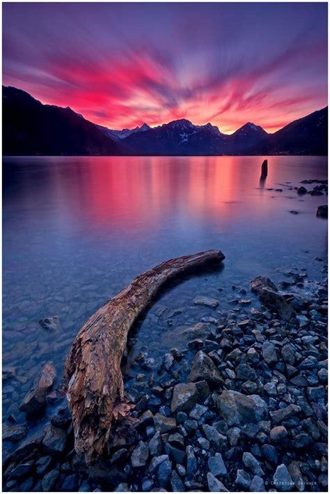 Lake Walensee Switzerland