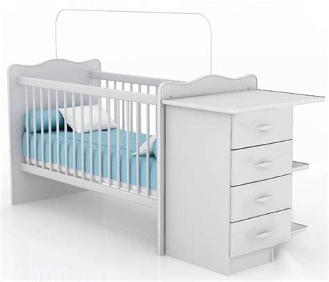 cuna infantil  cambiador cajonera  estantes bebes