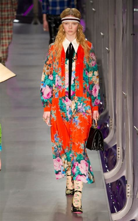 gucci catwalk loved milan fashion week