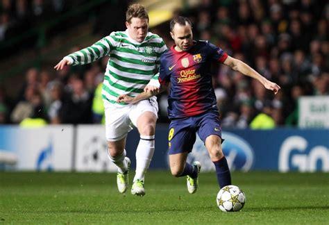 Soccer – UEFA Champions League – Group G – Celtic v ...